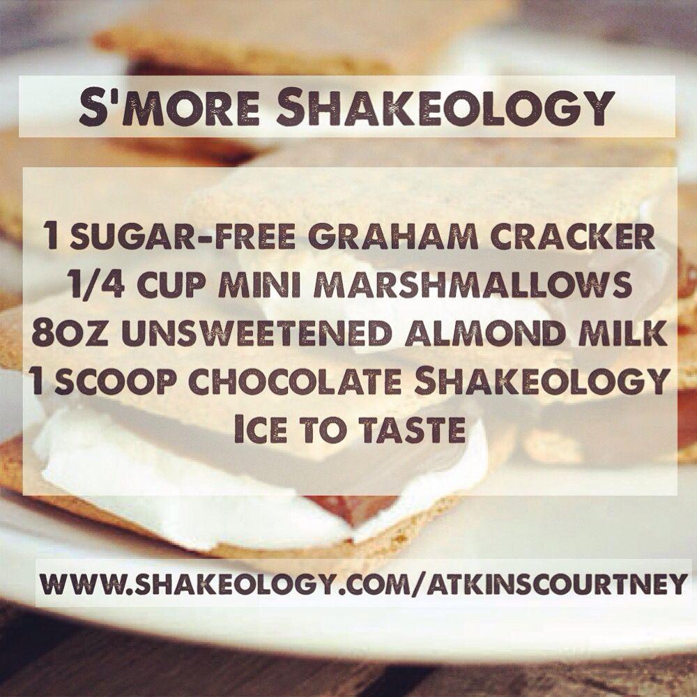 S'more Shakeology chocolate Shakeology recipes   Recipes ...