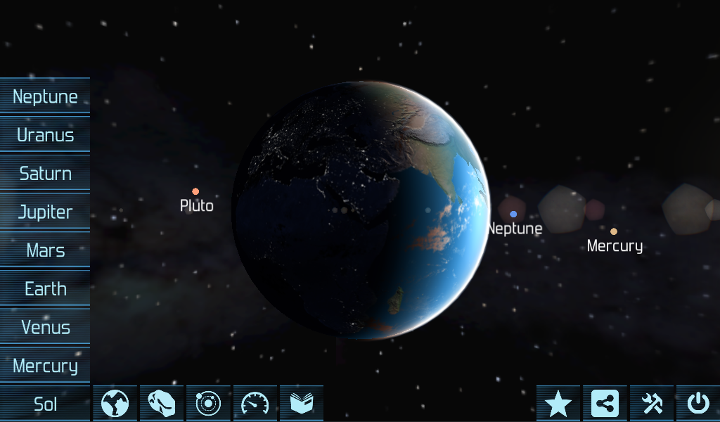 Solar System Explorer 3D Android Apps on Google Play