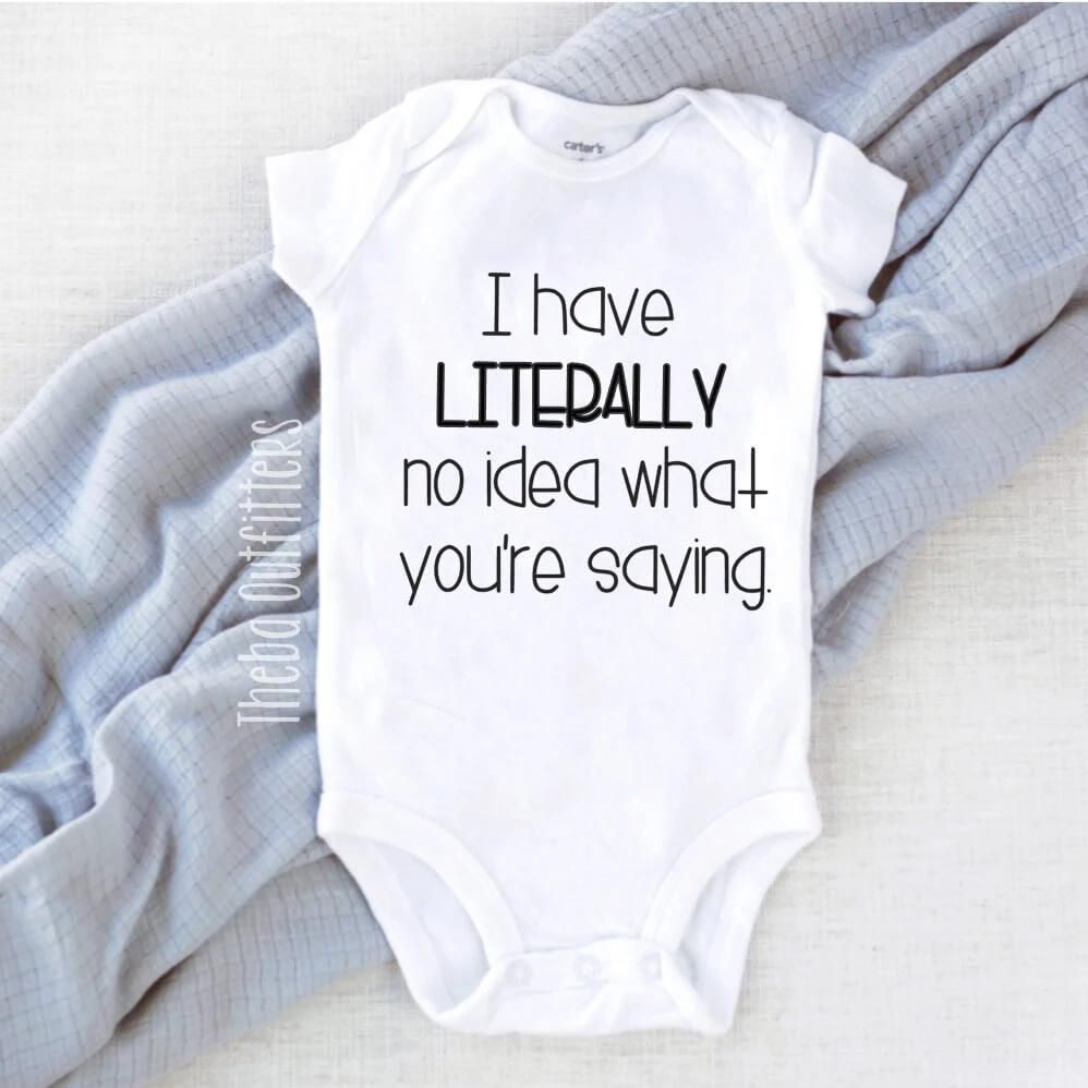 Dude Your Chick Checking Me Out Cute Present Baby New Born Gift  Supersoft Baby