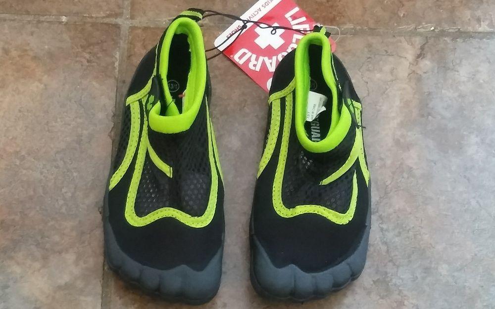 9f06095d5ccf Boy s Lifeguard Brand Activity Shoes Size 13 1 NWT