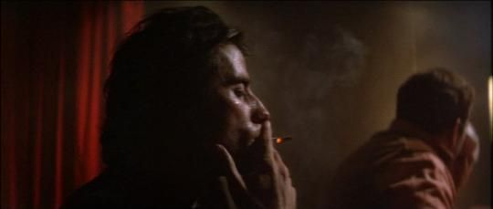 "John Travolta dans ""Blow Out"" (Brian De Palma, 1981) : ""That's a good scream..."""