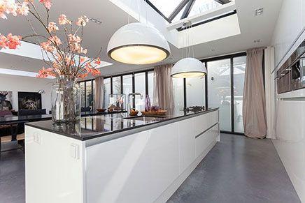 Voormalige werkplaats verbouwd tot droomhuis interiors and house