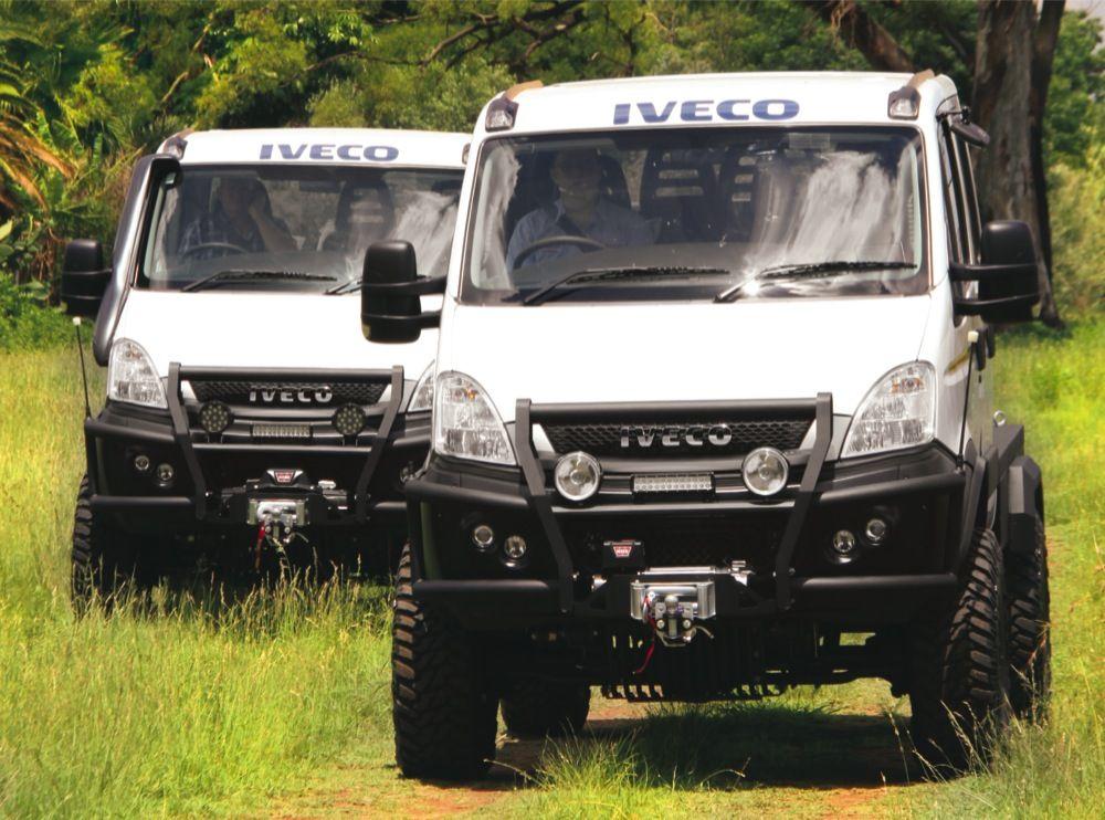 iveco daily goes large leisure wheels sprinter van. Black Bedroom Furniture Sets. Home Design Ideas