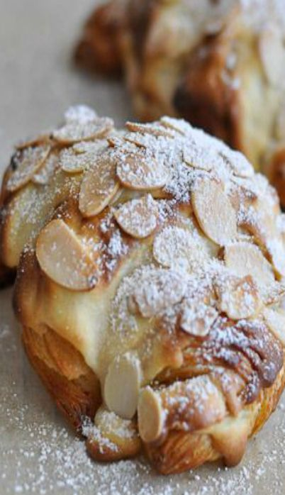 Almond Croissant...need, want, love!