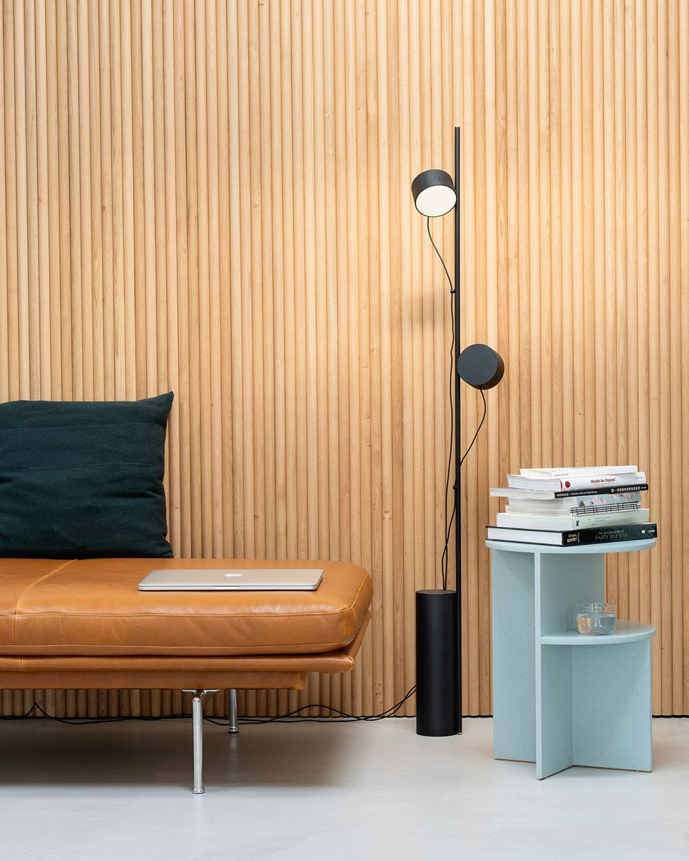 The Post Floor Lamp Is An Innovative Modular Lighting Design With An Archetypal Appearance Gr In 2020 Scandinavian Furniture Design Living Room Inspiration Home Decor