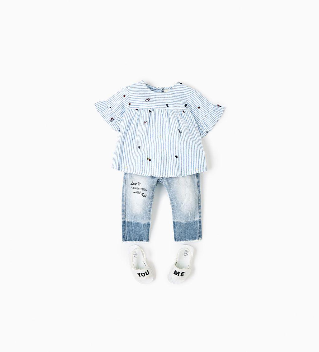 -SHOP BY LOOK-BABY GIRL | 3 months - 4 years-KIDS | ZARA ...