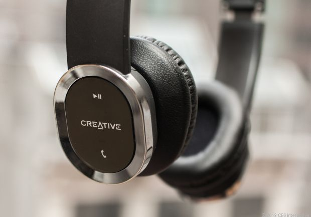 75661ee1a1e CNET reviews the WP-450 wireless Bluetooth headphones - rates it