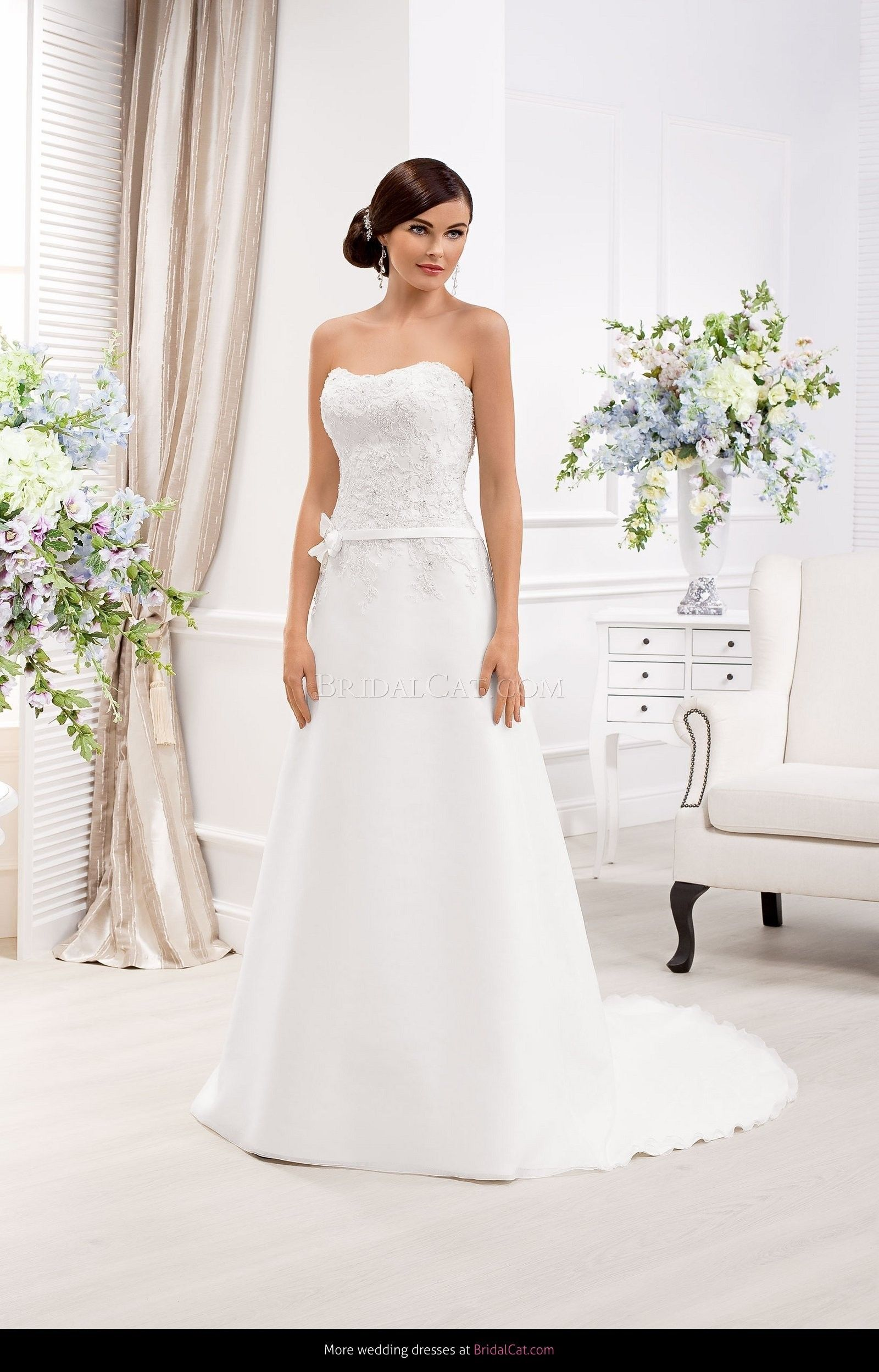 La sposa pandora wedding dress   ET  Elizabeth Passion  All New Bridals  Pinterest
