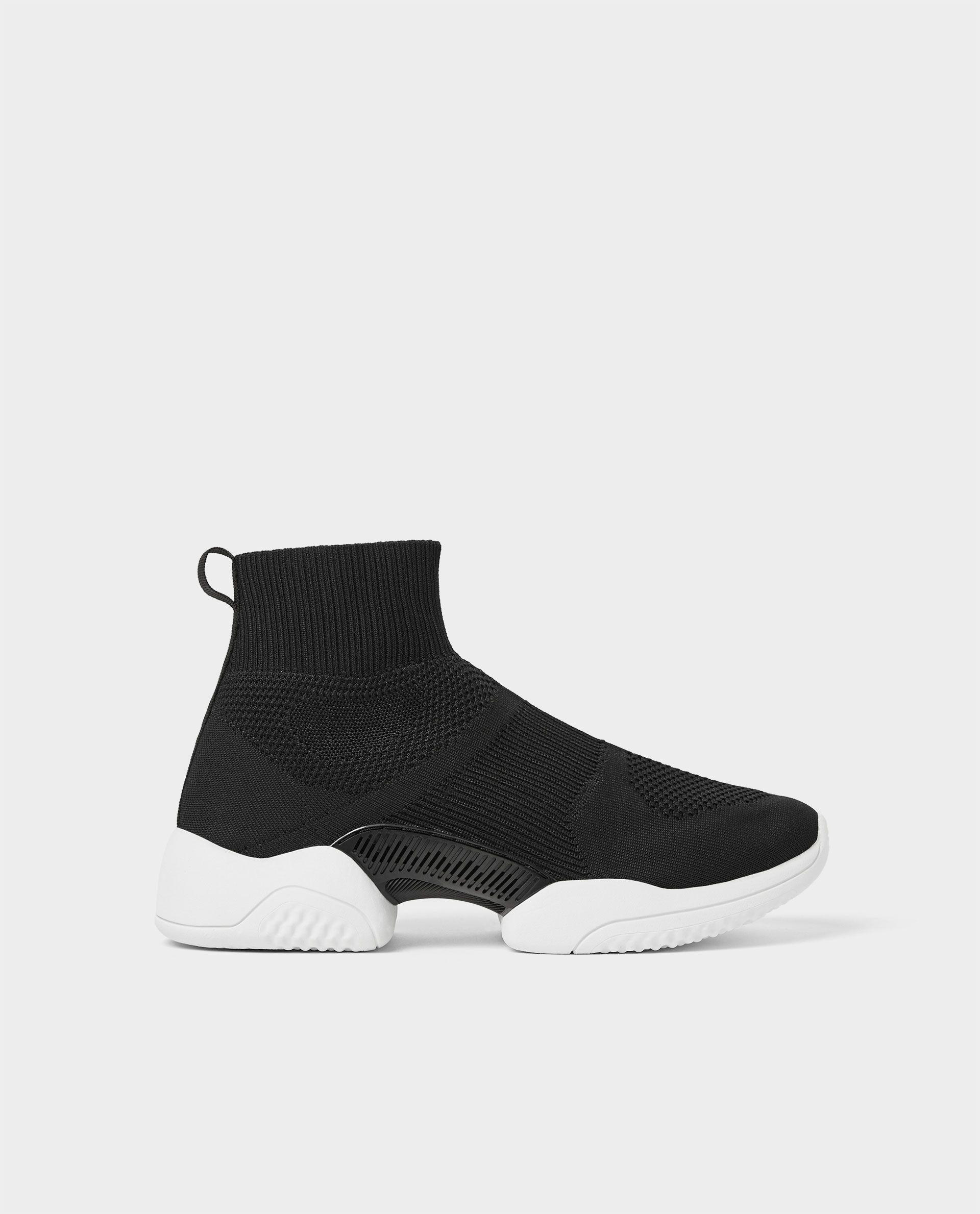 Adidas zapatillas estilo calcetín BLK Hombre Zapatillas