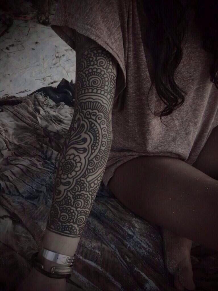Tatouage Bras Entier Inspi Tattoos Tattoos Sleeve Tattoos