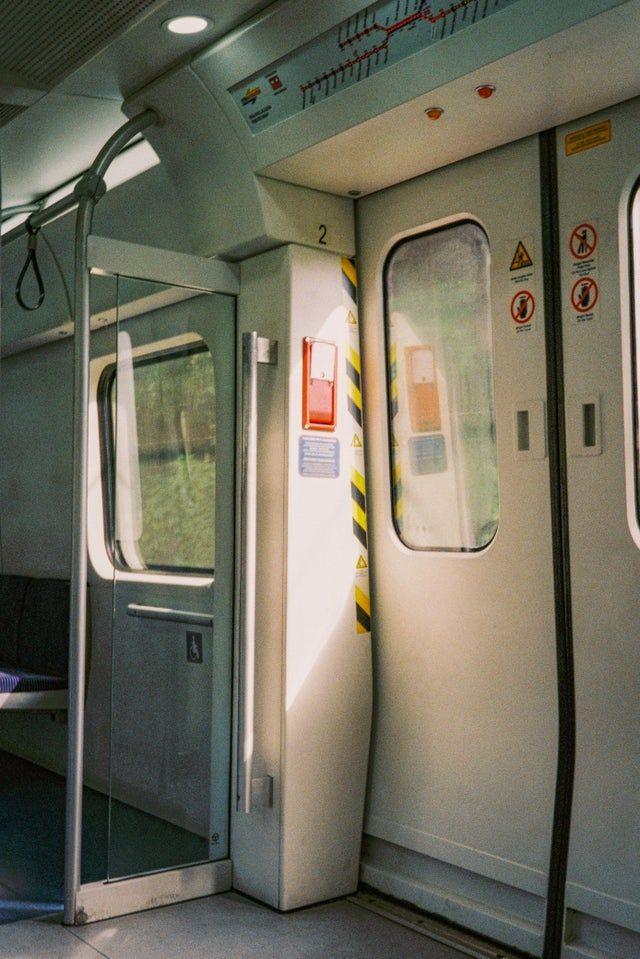 Morning lights | Fujifilm Tiara | Fuji c200