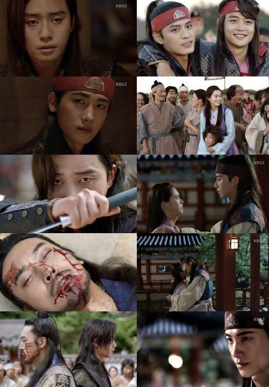 Hwarang (화랑) Korean - Drama - Episode 15 - Picture in 2020 ...