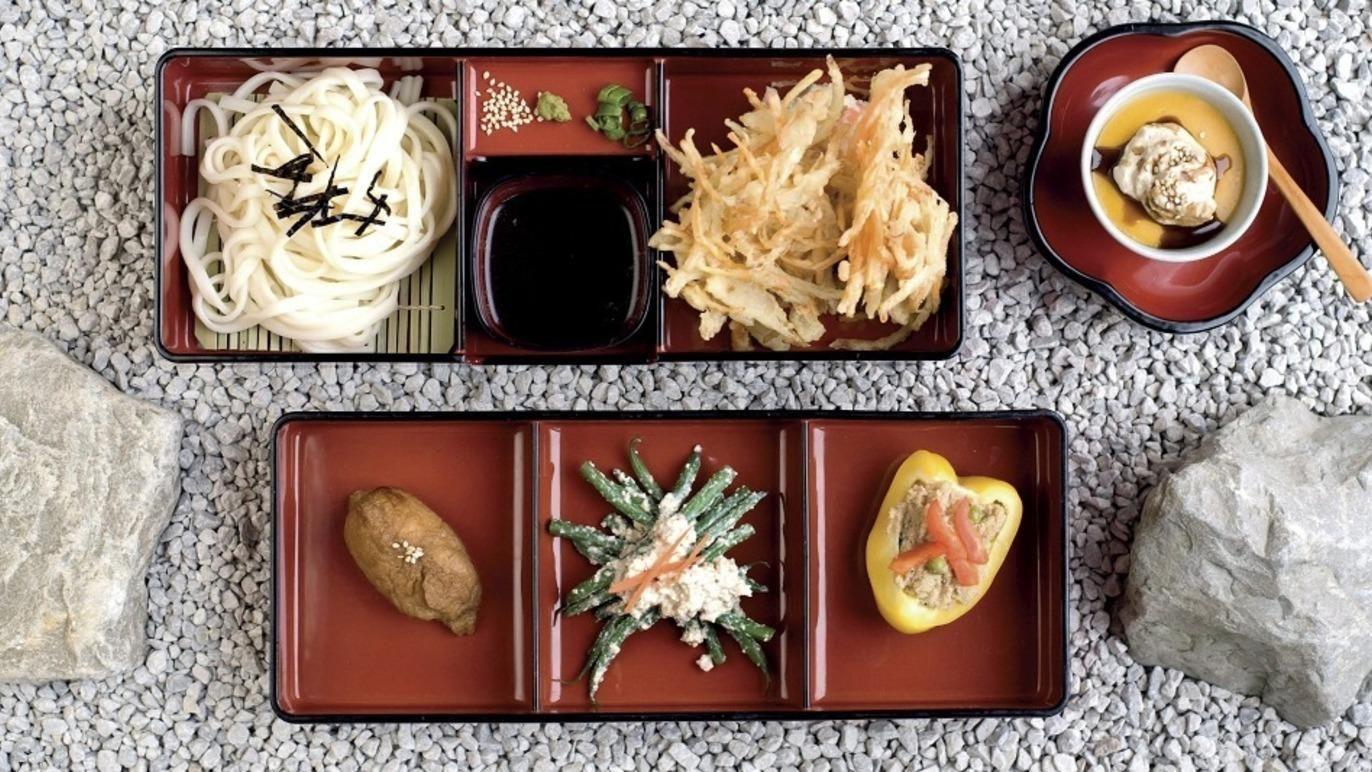 Itadaki Zen Restaurants In King S Cross London Vegan Japanese Food Vegan Restaurants Food