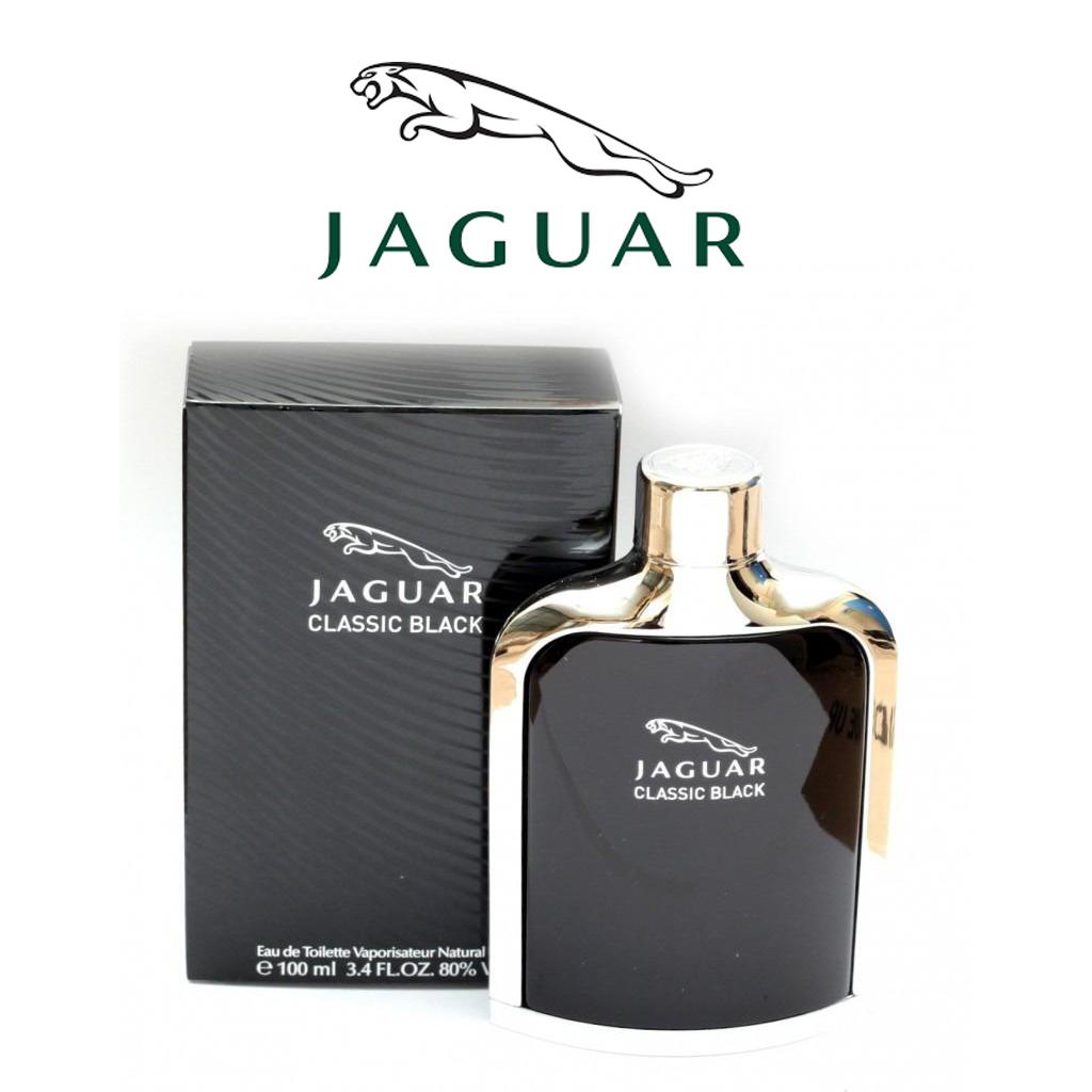 Jaguar Classic Black Eau de Toilette Spray | After shave