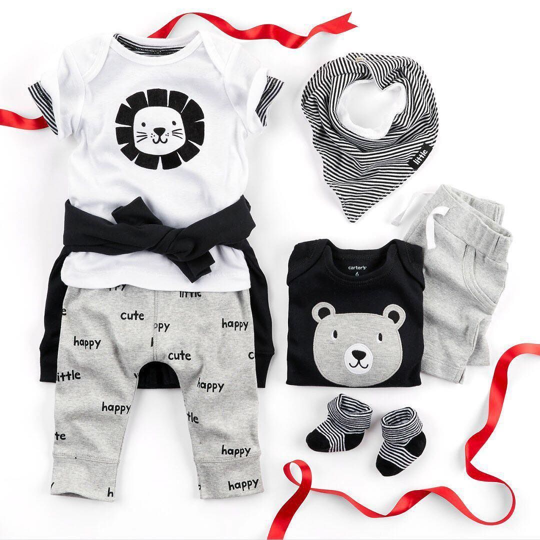Lions, babies and bears oh my! #littlebabybasics #Christmas #baby ...