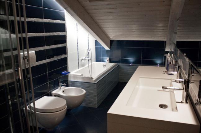 Design bagno in casa privata design arredamento interni
