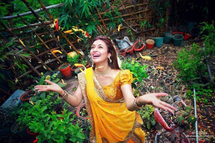 Divyanka Tripathi Dahiya Vivek Dahiya The Wedding Story #RangDe #DiVek #Divyanka #Vivek <3