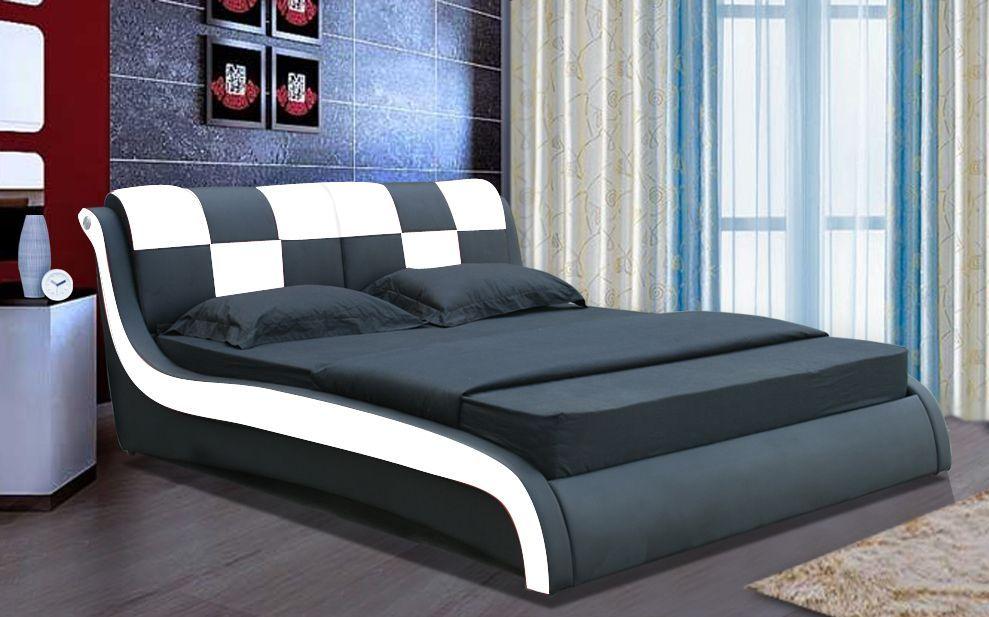 Camas Modernas Modern, Bed design and Double beds