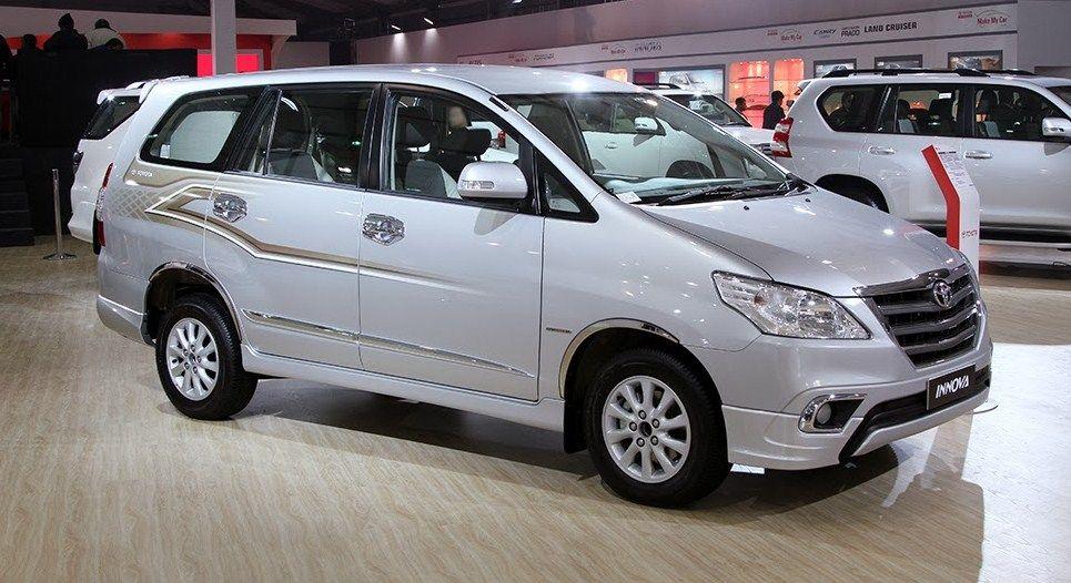 Grand New Kijang Innova Foto Veloz 2017 Toyota Hadir Dengan Tampilan Berbeda Dan Lebih Mewah Kioopo Com
