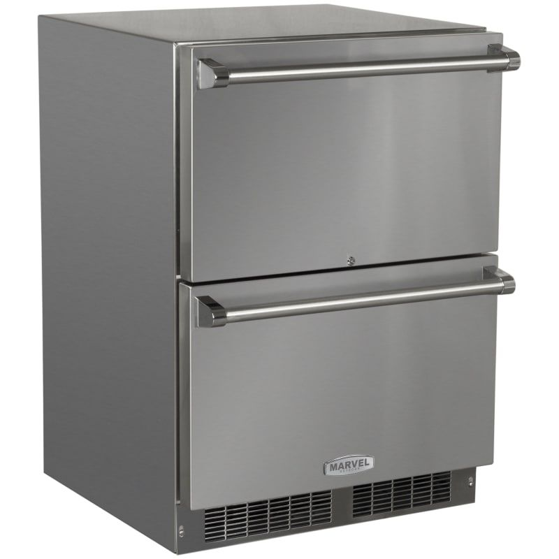 Marvel Mo24rd3n Outdoor Refrigerator Outdoor Kitchen Design Home Appliances
