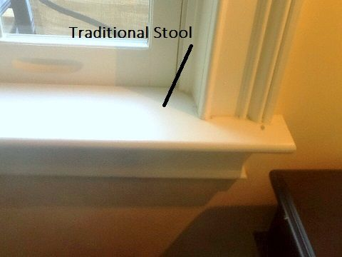 Window stool google search ideas for the house - Interior window sill replacement ...