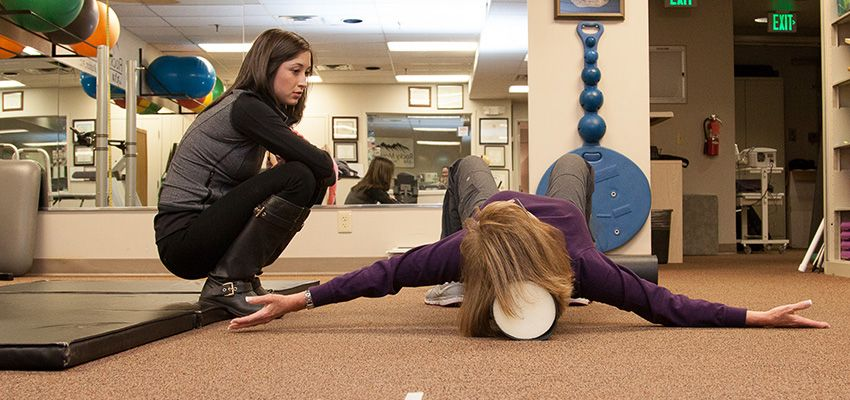 Rocky Mountain Rehabilitation Physical Therapy Home