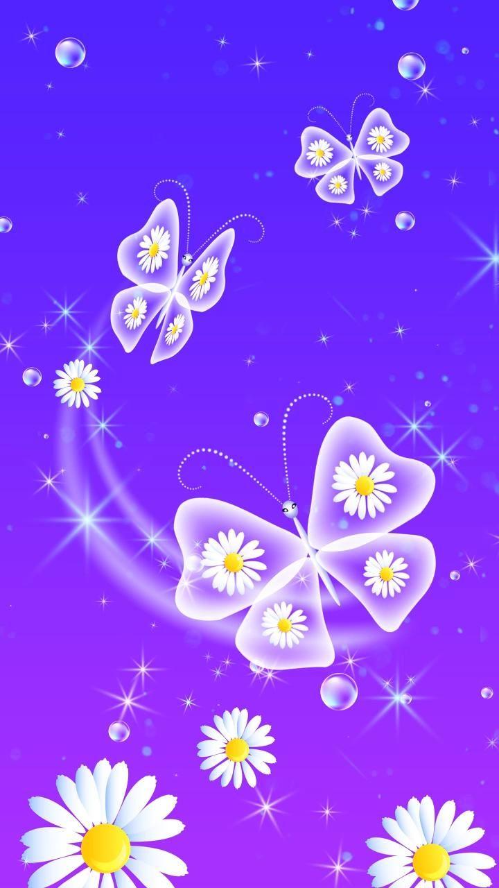 Flower Butterfly Wings