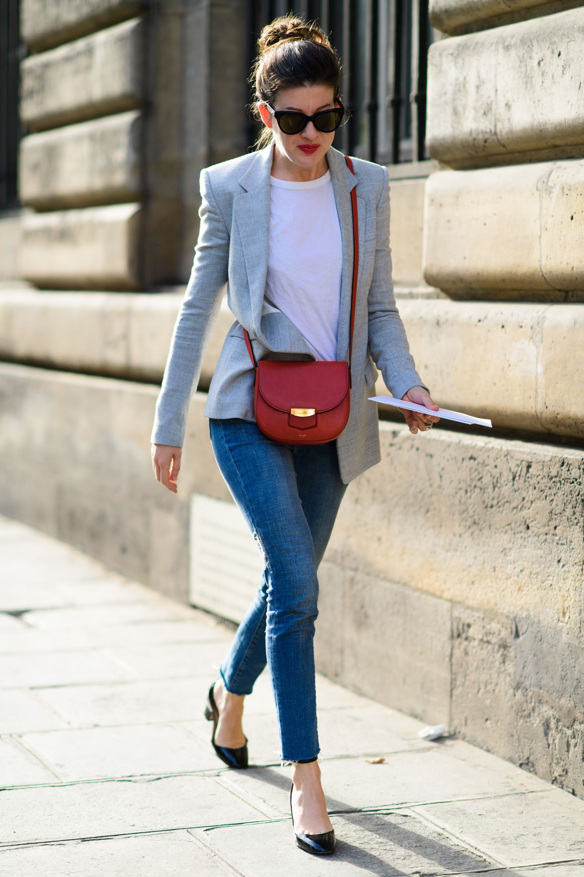 The Best Street Style from Paris Fashion Week More