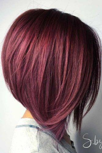 cheveuxmilongsdegrades13 … Cheveux mi long, Coiffure
