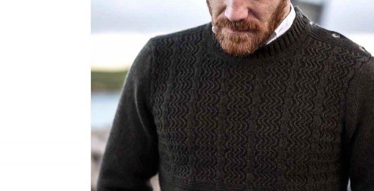 Winter men's Autumn sweater 2013 guernsey gorgeous Idw1Pxqt77