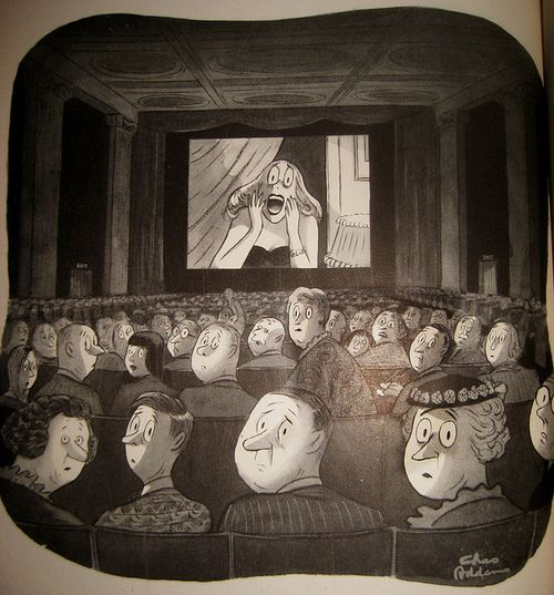 pumpkinseason:  Charles Addams!