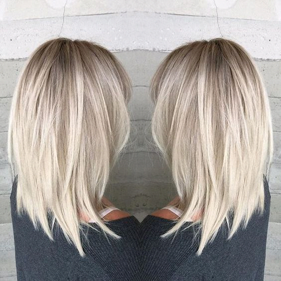 45 Untraditional Lob Haircut Ideas To Give A Try Lovehairstyles Com Hair Styles Long Hair Styles Long Bob Haircuts