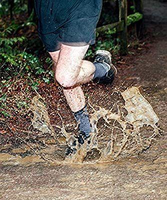Duschen Pass Wasserdicht Atmungsaktiv Wolle Crew Socken