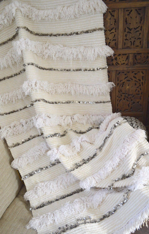 Moroccan Wedding Blanket Handira