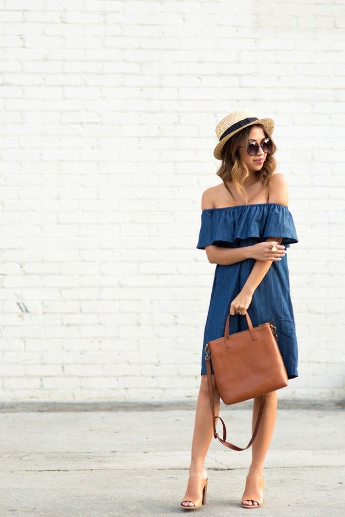 8c3312cd41e303 10 Jaw-Dropping Ways to Rock the Off The Shoulder Trend