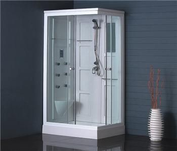 Fully Enclosed Shower daventry 900 x 700 hydro massage shower cubicle   i need this