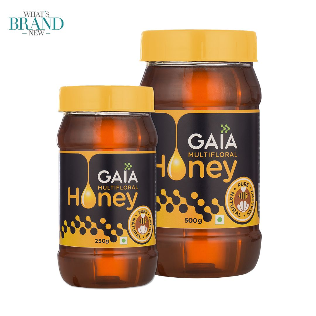 Gaia Launches Its Most Pure Multifloral Honey It Is A Blend Of