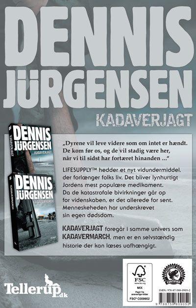 Beskrivelse af Kadavermarch og -jagt.