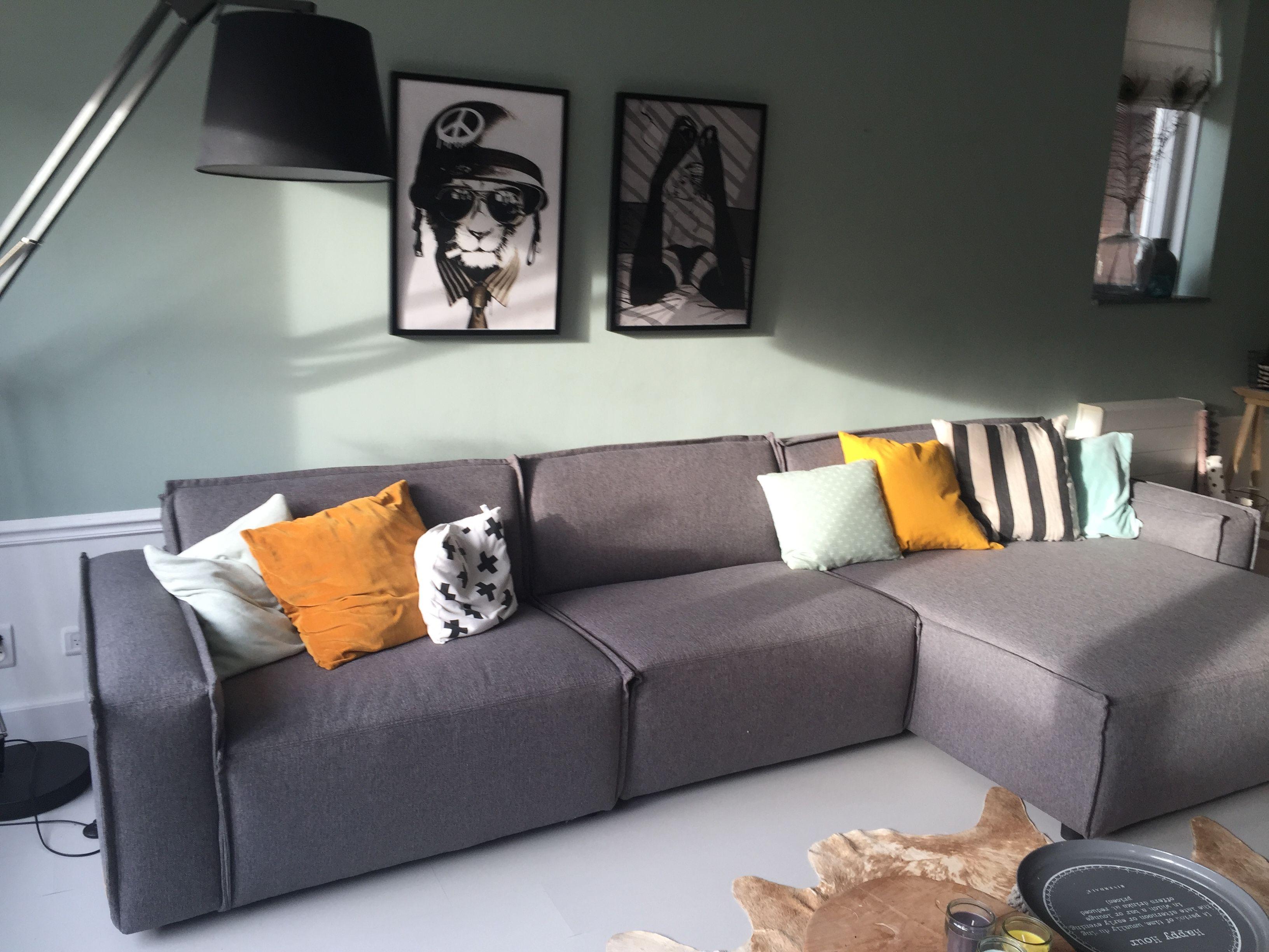 Leenbakker Slaapkamer Meuble : Onze nieuwe umix bank van leenbakker super blij mee intérieurs