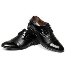 Men Formal Wedding Shoes High Quality Soft Casual Breathable Men S