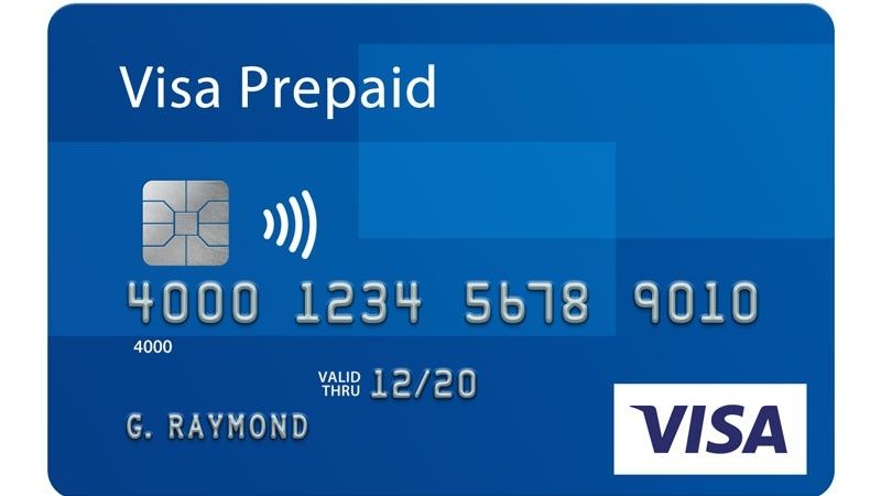 Visa Prepaid Card With Images Virtual Credit Card Prepaid