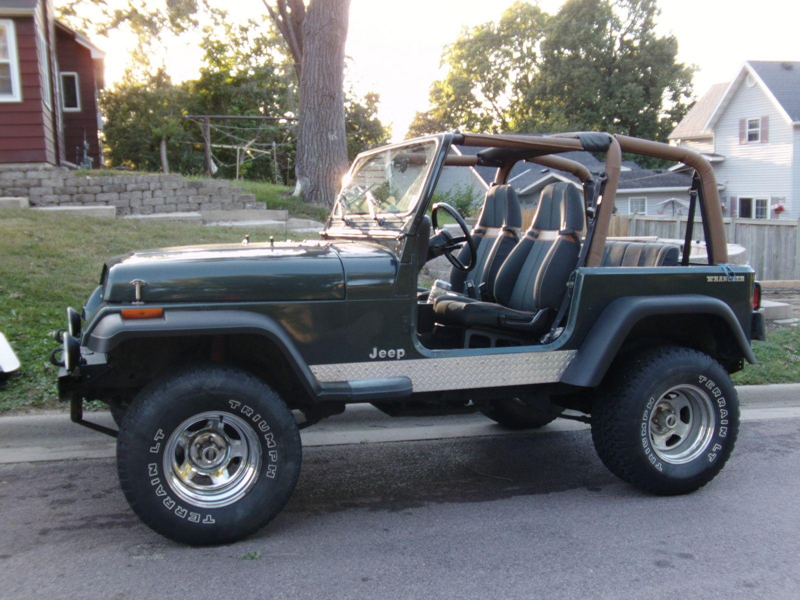 1993 Jeep Wrangler Sahara Jwsgs 1993 Jeep Wrangler 2 Dr Sahara 4wd Convertible Exterior Jeep Wrangler Sahara