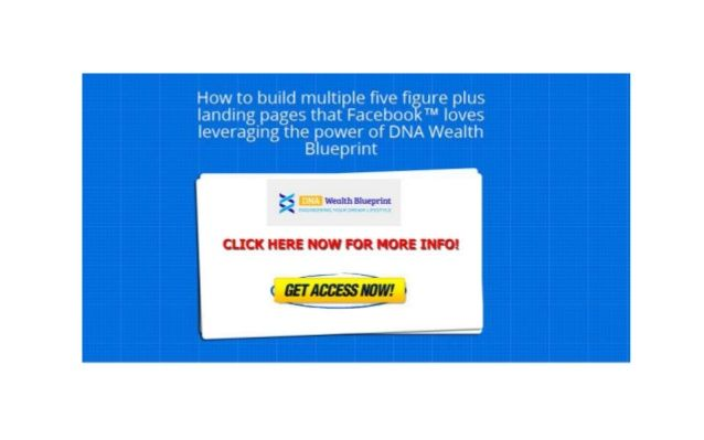 Dna wealth blueprint review facebook and cpa marketing course by dna wealth blueprint review facebook and cpa marketing course by peter parks and andrew fox malvernweather Gallery