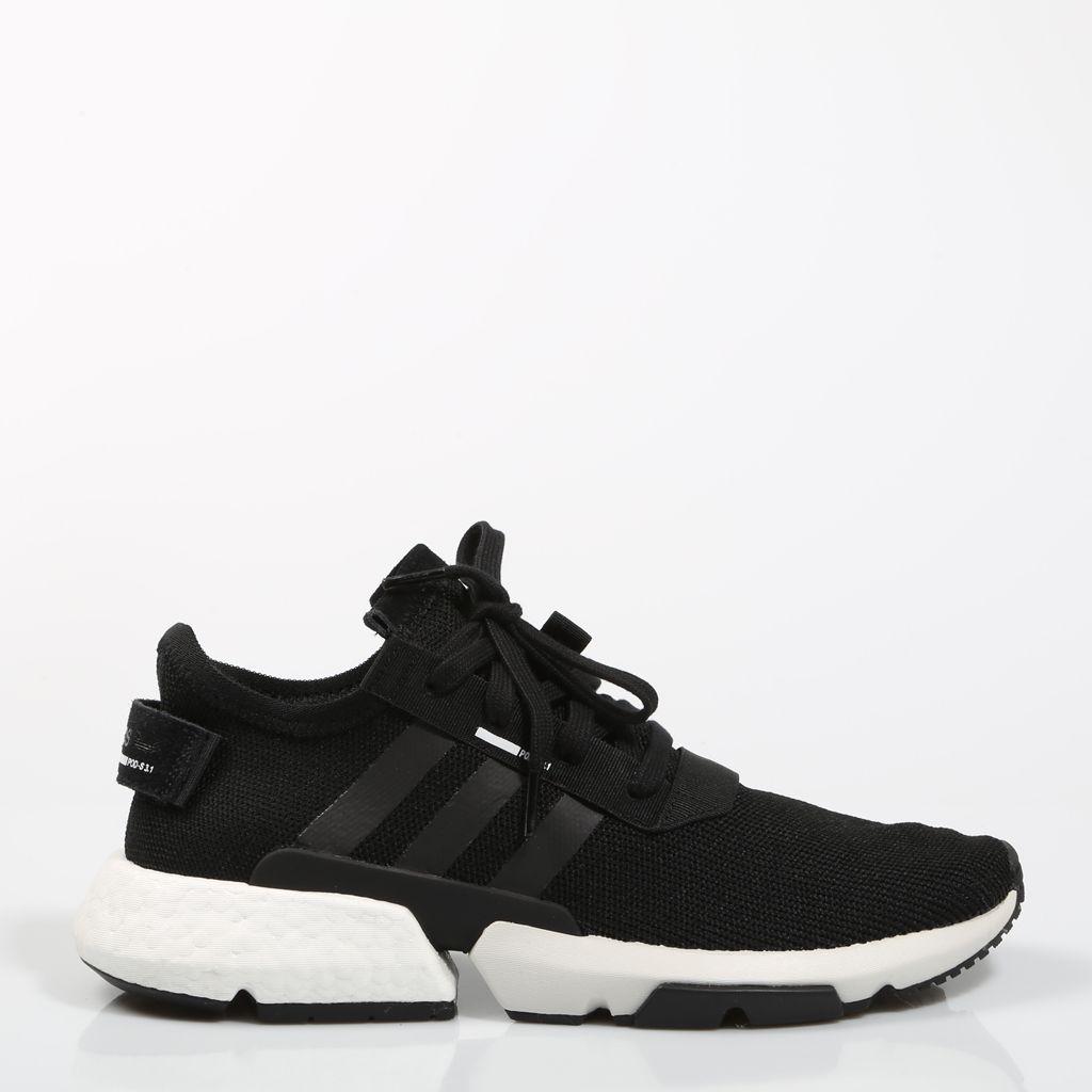 new style 7e968 b4554 Zapatillas Adidas P.O.D. System en color negro.