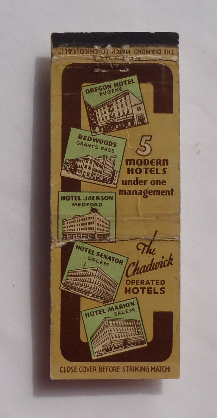 Chadwick Hotel In Oregon Oregon Hotels Matchbook Hotel