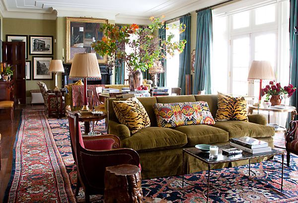 Pin by catherine roth on style inspiration home decor - Small living room rug ...