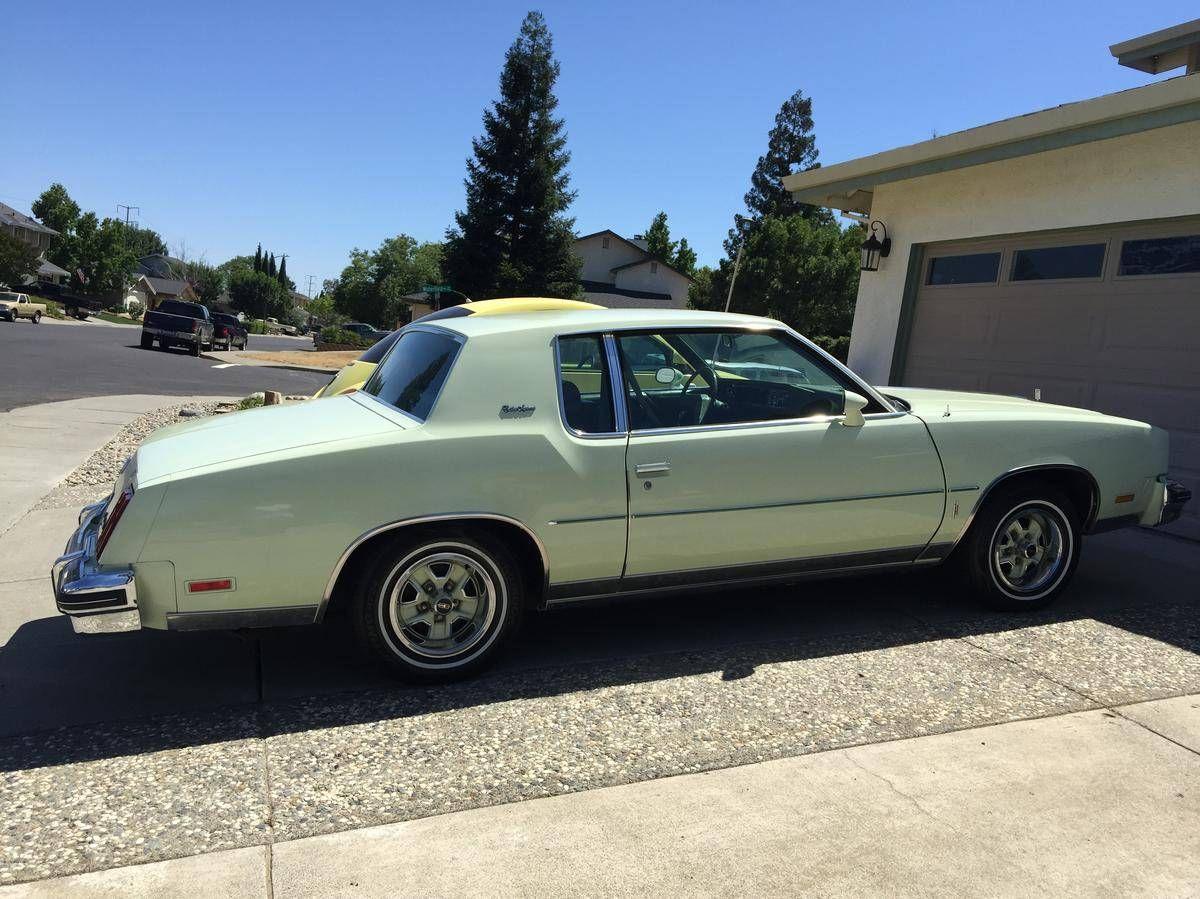 1979 Oldsmobile Cutlass Supreme For