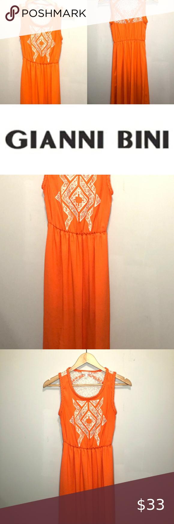 Gb Gianna Bini Maxi Long Festival Dress Lace Boho In 2020 Festival Dress Lace Dress Long Maxi Dress
