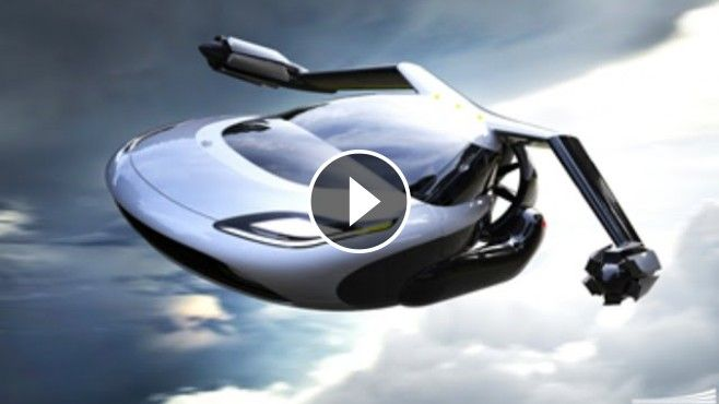 "Flying Car: ""The TF-X"" The Future Transportation - Terrafugia ""The TF-X"" is excited to premier the new Outer Mold Line for the TF-X™, Terrafugia'"
