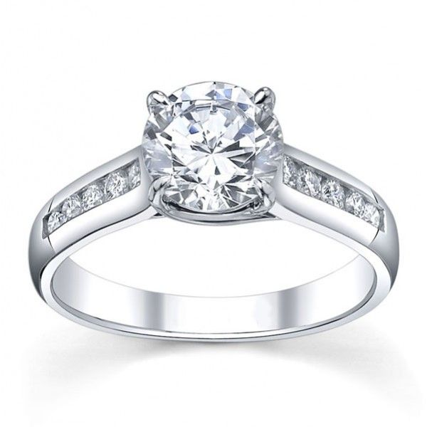 Classic Solitaire Gen109 Engagement Ring $1695.00